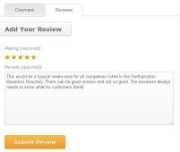 Northampton Business Reviews