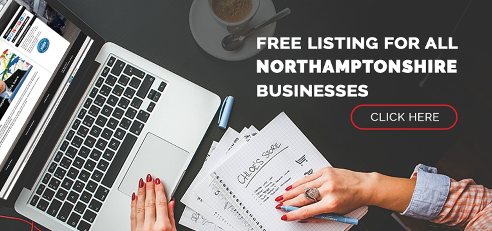 Free listing for Northamptonshire Businesses