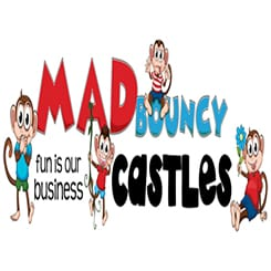 Mad Bouncy Castles Logo