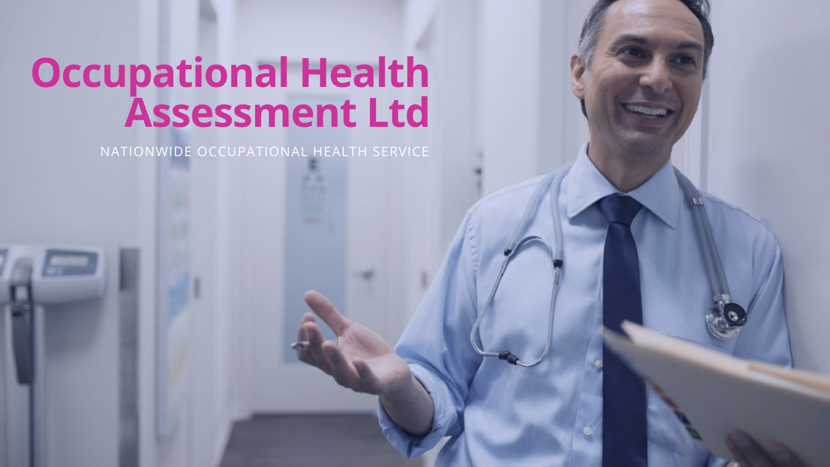 Occupational Health Assessment Ltd