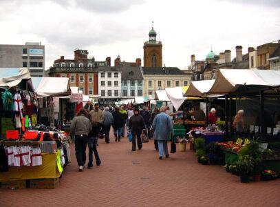 Northampton Market photographer